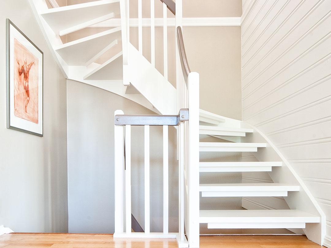 Malt trappeoppgang