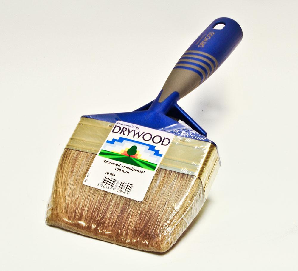 Drywood pensel 120mm