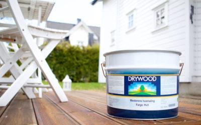 Drywood – Malingen med lengst holdbarhet!
