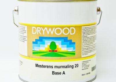 Mesterens murmaling 20 Base A