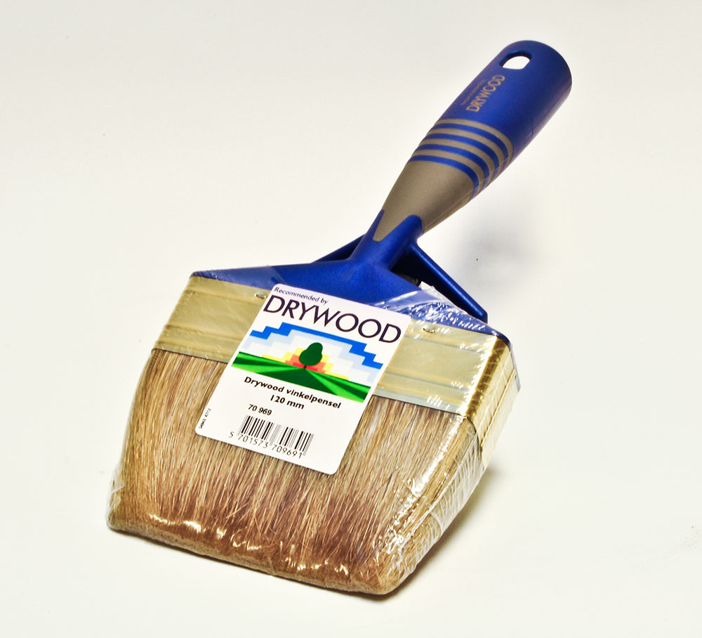Drywood pensel 120mm